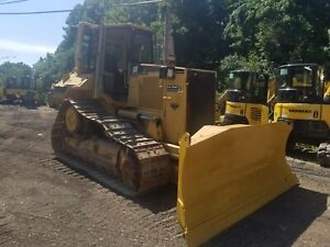 Caterpillar D6m Xl Dozer Only 4400