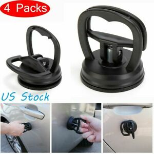 4pcs Auto Car Body Dent Ding Remover Repair Puller Sucker Panel Suction Cup Tool