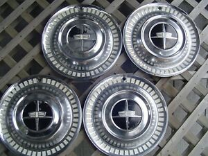 Vintage 1956 56 Dodge Coronet Meadowbrook Royal Hubcaps Wheel Covers Center Caps
