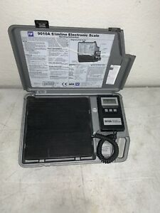 Tif9010a Slimline Refrigerant Electronic Charging Scale
