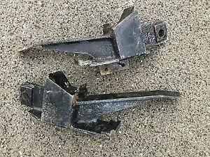 Chevy Gmc Fisher Minute Mount Push Plates Mm1 Mm2