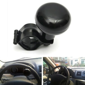 Steering Wheel Spinner Knob Turning Aid Power Handle Assister Ball For Car Truck