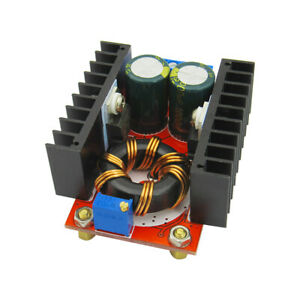 150w Dc dc Boost Converter 10 32v To 12 35v 6a Step Up Power Supply Module