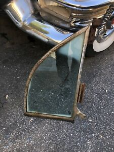 1950 1951 1952 1953 Cadillac Rear Window Frame Core Parting 53 Series 62