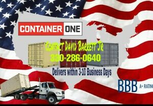 Shipping Storage Conex Container Portable Steel Box Construction Wwt Cw 1trip Hc
