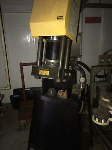 Parker Parkrimp2 Parkrimp 2 Hose Crimping Machine With Hose Cutter express Ship