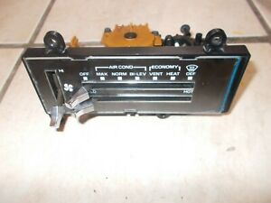 Chevy Gmc Truck Blazer Suburban Heater A c Climate Controls 73 87