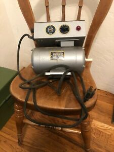 Electric Indicator Co Synchronous 5 Speed Motor