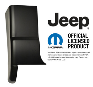 Cab Corner For 1962 1988 Jeep J Series Pickup Passenger Side