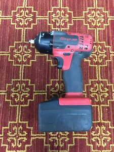 Snap On 3 8 Cordless Impact Wrench With Battery Ct8810b