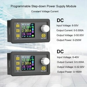 Step down Power Supply Module Color Lcd Display Constant Buck Co