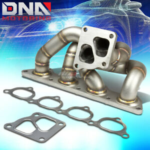 For 05 06 4g63 16g Lancer Evo 7 8 9 Ct9a Cast Stainless Turbo Manifold Gasket