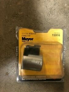 Meyer Snow Plows 12v Coil W Deutch Connection 1 Piece My15916c
