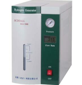 High Purity Hydrogen Generator 300ml min For Gas Chromatography