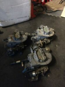 Ford Autolite 2100 2150 Carburetors 1 08 Venturi