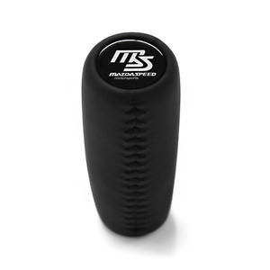 Mazdaspeed Weighted Tall Shift Knob Roadster Mx5 3 6 Mx6 Rx7 Rx8 Cx7 Er 5cr Cw