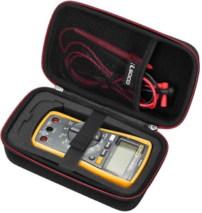 Rlsoco Carrying Case Compatible For Fluke 117 115 116 114 113 177 178 179 Dig