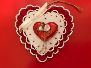 Red Valentine S Day Or Heart Ornament