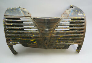 1939 1940 Pt 81 Pt 105 Pickup 1939 Dodge Truck Plymouth Lower Grill Shell 39 40