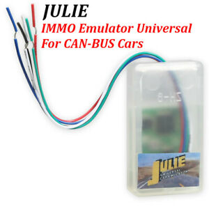 Julie Emulator New Immo Emulator Universal For Can Bus Cars Can Line