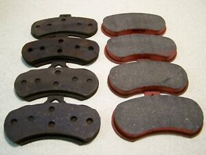 Nos 732 D10 1966 69 Chrysler Dodge Imperial Plymouth Brake Pads
