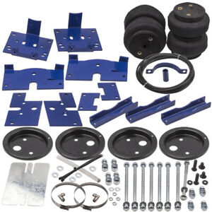 Rear Air Helper Bag Spring Leveling Kit Fit Ford F 150 King Ranch Xl 4wd 5000lb