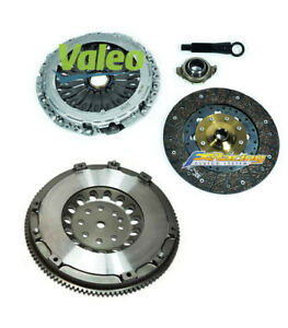 Valeo fx Clutch Kit Forged Flywheel For 03 08 Hyundai Tiburon 2 7l Se Gt