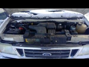 Console Front Floor Outer Section Fits 03 18 Ford E350 Van 3021836