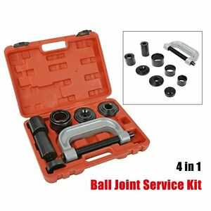 Heavy Duty Ball Joint Press Amp U Joint Removal Tool Kits With 4x4 Adapters