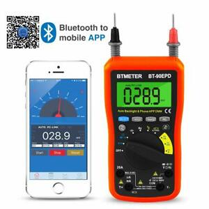 Digital Multimeter Tester Portable Meter Equipment Industrial Ac dc Voltage