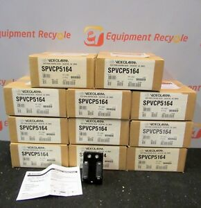 Videolarm Spvo50 Spvcp5164 Coax Video Surge Protect Security Camera Lot 10 New