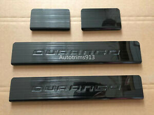 Fit For Dodge Durango 2011 2016 Stainless Steel Door Sill Scuff Plates Guards