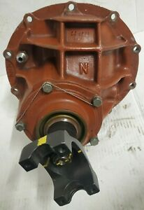 Ford 9 Inch Complete Nodular N Center Section 3rd Member 4 44 Gear 31 Locker 9