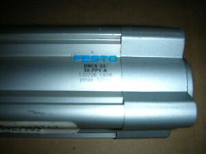 Festo Dncb 32 50 ppv a 532726 32mm Bore 50mm Stroke Pneumatic Cylinder Nos