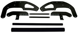 Grille Guard base 4wd Warn 63065 Fits 2001 Toyota Tacoma