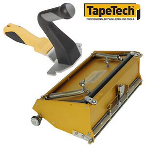 Tapetech 10 Drywall Finishing Flat Box W wizard Compact Handle