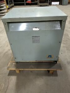 Acme Electric Transformer Cat T 1 53342 3 30 Kva 480 240 Volts 3 Phase