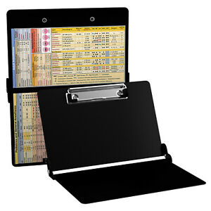 Whitecoat Clipboard anesthesia Edition Folding Clipboard Quick Reference