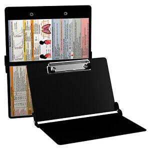 Whitecoat Clipboard Respiratory Therapy Folding Clipboard Great Rt Gift