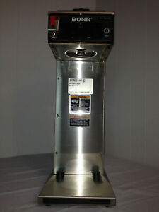 Bunn Cw Series Automatic Commercial Coffee Brewer W Faucet Cwtf 15 Aps