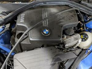 2015 Bmw 428i Xdrive 2 0l N20 Engine Motor With 43 606 Miles