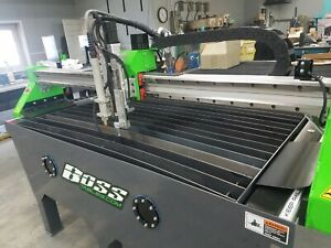Boss Tables Cnc Plasma Table Whc 12 water Height Control Turn Key