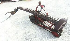 Ih 1300 Belt Type Sickle Mower 7 Ft free 1000 Mile Delivery From Kentucky