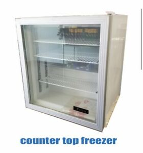 Nice Nsf Commercial Counter top Freezer Display Merchandiser ctf 3 Xtct3f