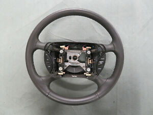 1999 2004 Ford Mustang Leather Steering Wheel With Cruise Oem Factory Ford