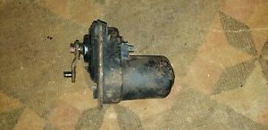 1969 1968 Dodge Charger Coronet Two Speed Wiper Motor Working Finger Link Arm 68