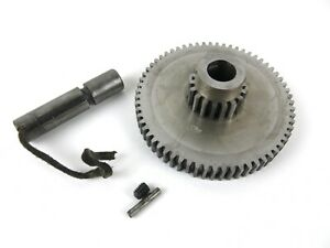 South Bend 16 Lathe Apron Cross Feed Pinion Gear Assembly