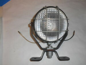Vintage Sev Marchal Work Lamp New Old Stock Perfect Condition