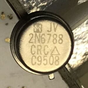 40ea New Harris Military To 205af Mos fet Transistors Jantxv2n6788 2n6788