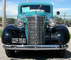 1938 Chevrolet Pick Up Truck Grill new Flash Sale